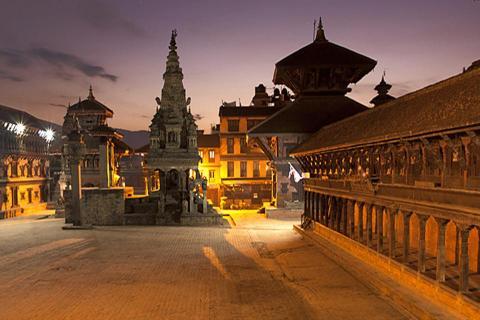 Kathmandu, Bhaktapur & Patan